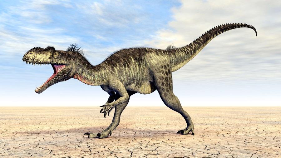 メガロサウルス(Megalosaurus)  ...