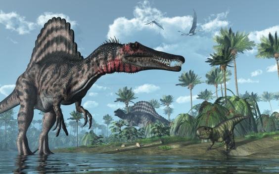 スピノサウルスの画像2